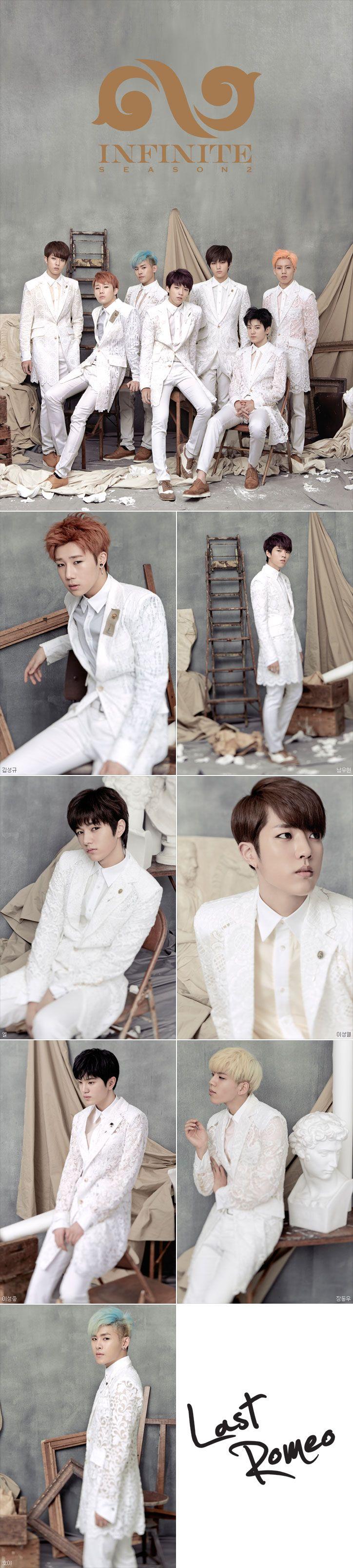 Infinite's Last Romeo