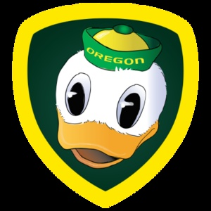 InDUCKted  Hey, thanks for being a webfooted explorer of the University of Oregon. You clearly know what all the flap is about! Go Ducks!