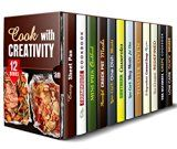 Cook with Creativity Box Set (12 in 1): Get these Wonderful Sheet Pan, Farmhouse, Mini Pie, Crock Pot, Casserole, Mug, Toaster Oven, Canned Soup, Ice Cream, Bread Recipes (Comfort Foods) - https://www.trolleytrends.com/?p=381128