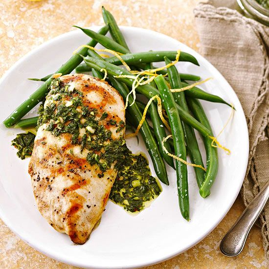 ... Grilled, Healthy Chicken Dinners, Chimichurri Sauces, Grilled Chicken
