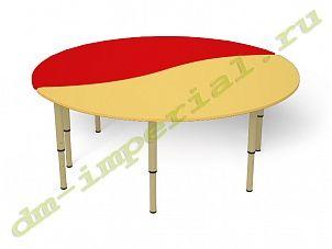 Столы для детского сада, парты и круглые столы от производителя