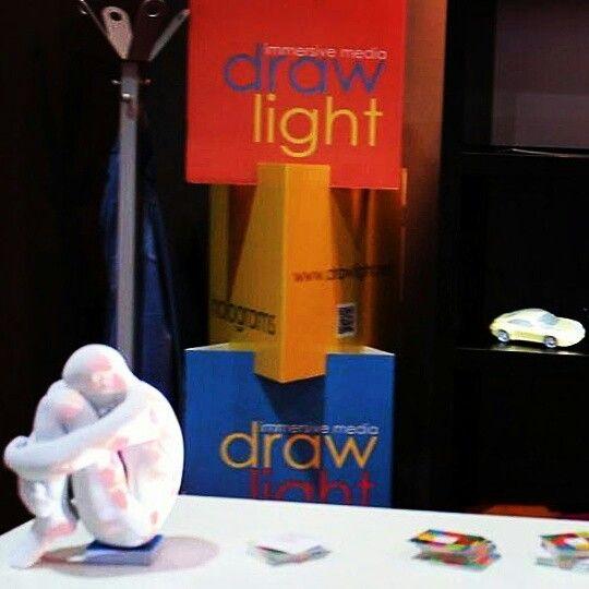 Rabarama & DrawLight, winning combination!