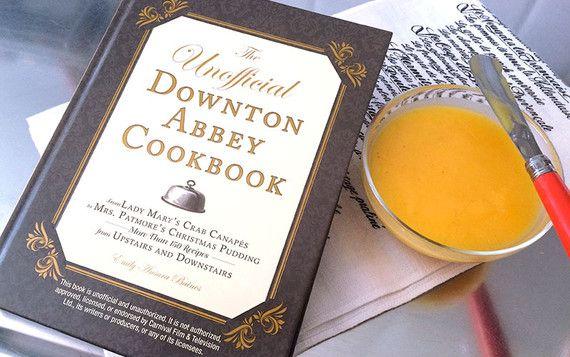 La cucina della tenuta di Downton Abbey