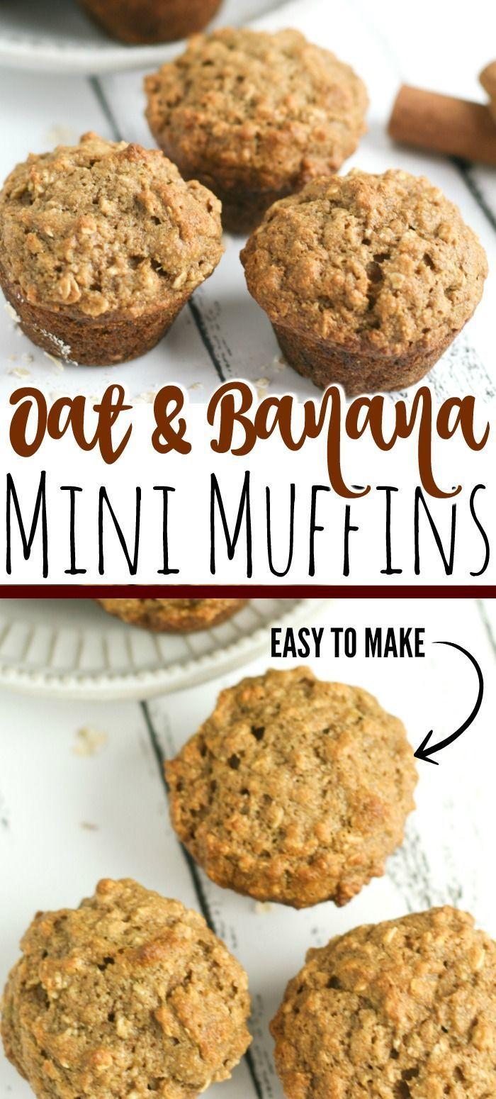 Healthy And Fitness Banana Muffins Easy Banana Muffin Recipe Healthy Banana Muffins