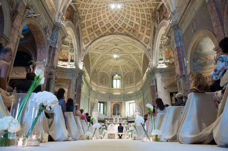 www.italianfelicity.com #weddinginrome #ceremony