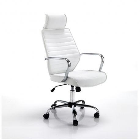Evolution White è una novità 2016 in casa Tomasucci. Rivestita in pelle sintetica di colore nero, è perfetta per passare le giornate in ufficio all'insegna del relax, per lo studio, l'ufficio o anche per la casa.Tomasucci pensa proprio a tutto. #office #interiors #design