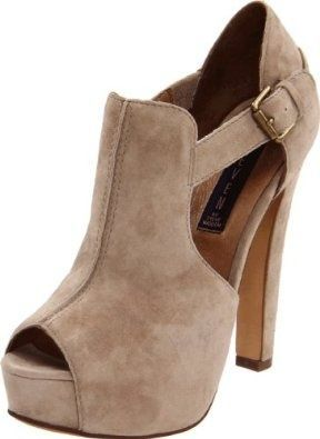 Nude fall heel - more → http://myclothingwebsitesforwomen.blogspot.com/2013/02/nude-fall-heel.html