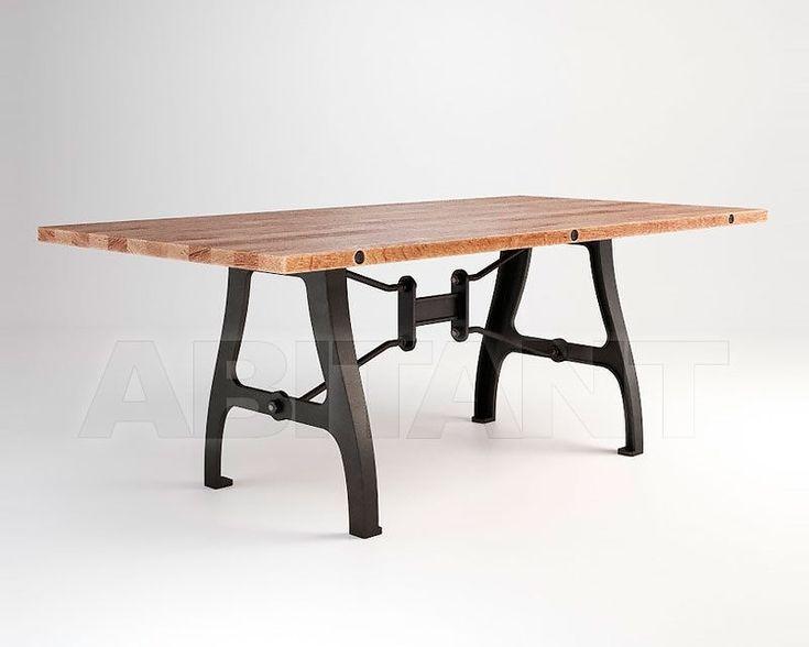 Стол обеденный Gabrielle черный Gramercy Home 301.015M-REC, Каталог столов ABITANT Москва