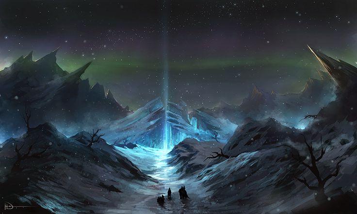 Southern Lights by Ninjatic.deviantart.com on @deviantART