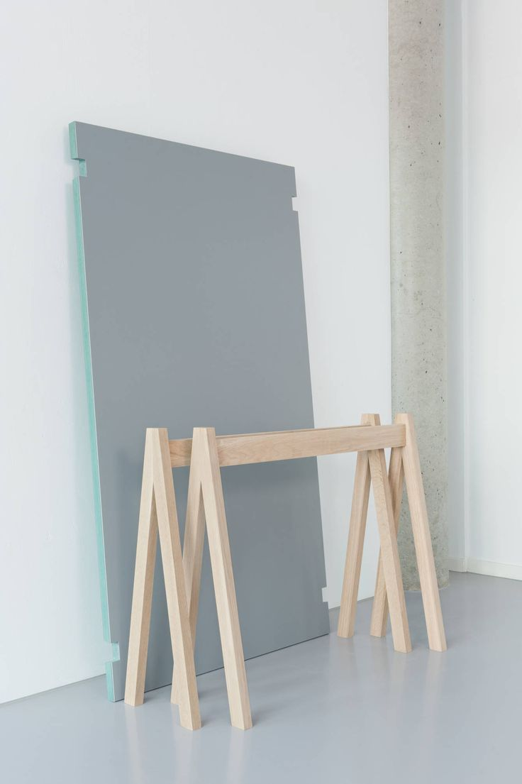 New Lokee Table, ply + (nice) green by Åsmund Wivestad Engesland.