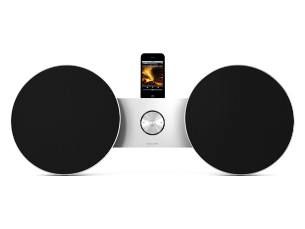 Bang & Olufsen iPod dock and speakers