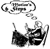 Survival Tips on Robert's Rules of Order - Six Steps to Each Motion