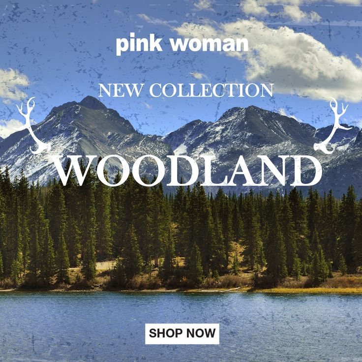 Find out our New Woodland Collection here: https://www.pinkwoman-fashion.com/shop/category/110/index.html