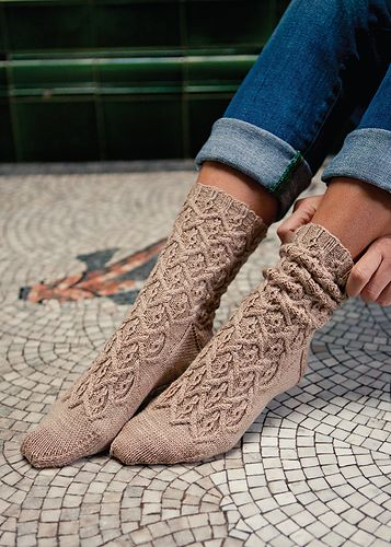 Ravelry: Regency Socks pattern by Rachel Gibbs