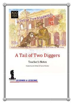 Free: A Tail of Two Diggers Teachers Notes
