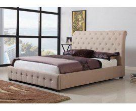 Tapicerowane łóżko w stylu klasycznym o ponadczasowej urodzie. Idealnie sprawdza się w dużych i małych sypialniach, więcej o nim przeczytasz na naszej stronie