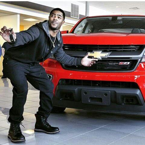 Tom Brady's MVP truck has a new owner. Malcom Butler ... well deserved!