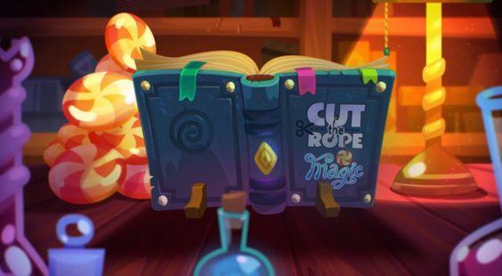 Cut the Rope Magic è pronto ad arrivare sui nostri device: