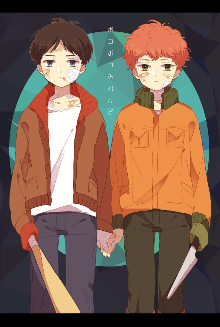south park stan and kyle fanfiction
