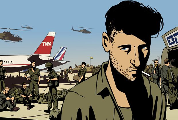 No. 56: Waltz With Bashir - by Allison Hoffman - Tablet Magazine – Jewish News and Politics, Jewish Arts and Culture, Jewish Life and Religion