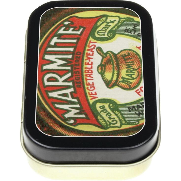 Vintage Marmite Jar Keepsake/Pill Tin Preview