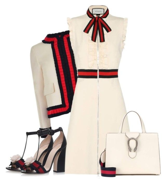 """""""Untitled #2490"""" by mrsdarlene ❤ liked on Polyvore featuring Gucci"""