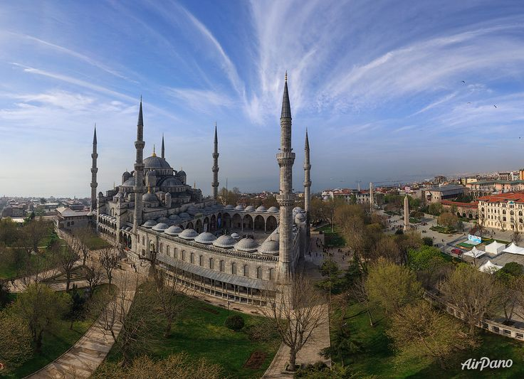 Moschee Albastra. Istanbul, Turcia. Islam