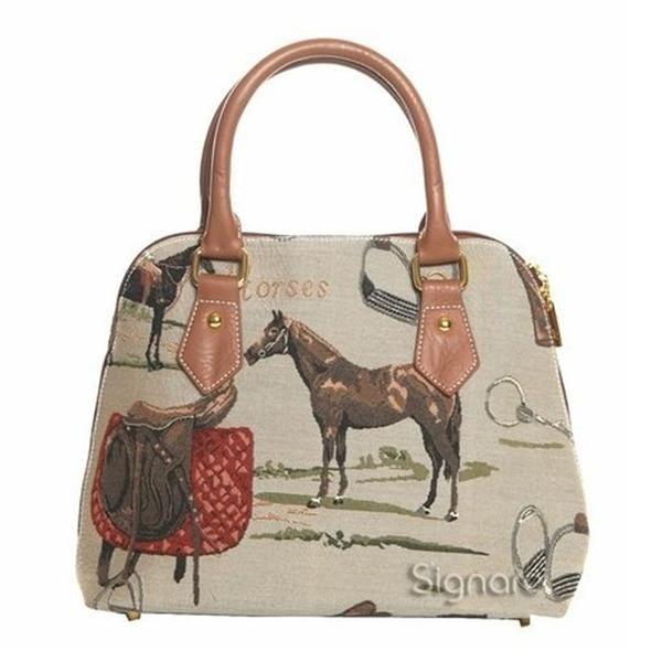 AC Jade Convertible Tapestry Bag