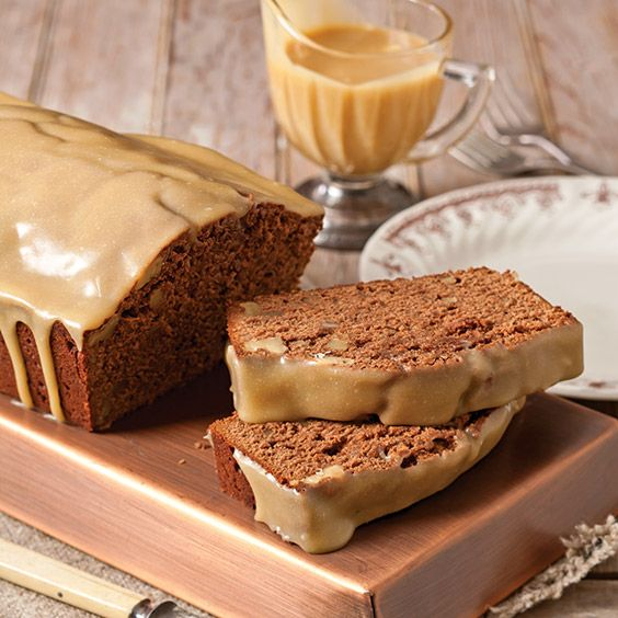 Chocolate Chip Walnut Pound Cake Recipe