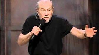 George Carlin on Fat People - YouTube