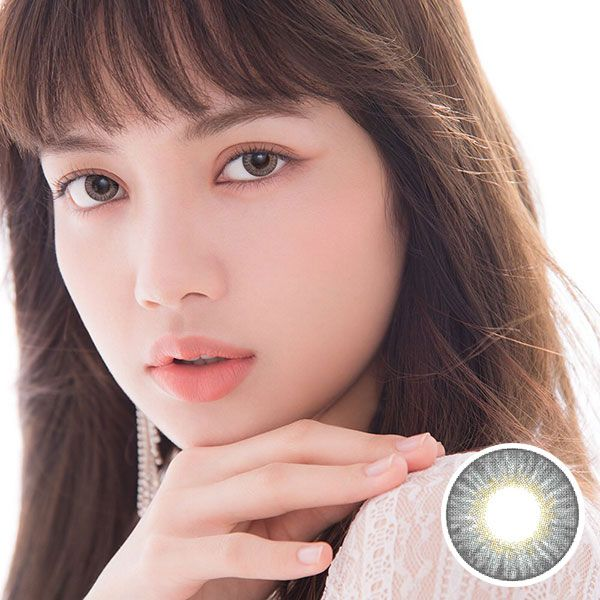 Cruum With Blackpink Ash 1day 10sheet 1box Coloured Contact Lenses Blackpink Color Lenses