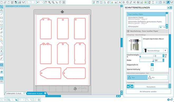 Gebrauchsanleitung: SnapPap Labels selber machen