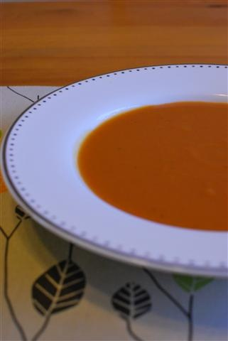 Spicy Vegetable Soup | Slimming Eats - Slimming World Recipes