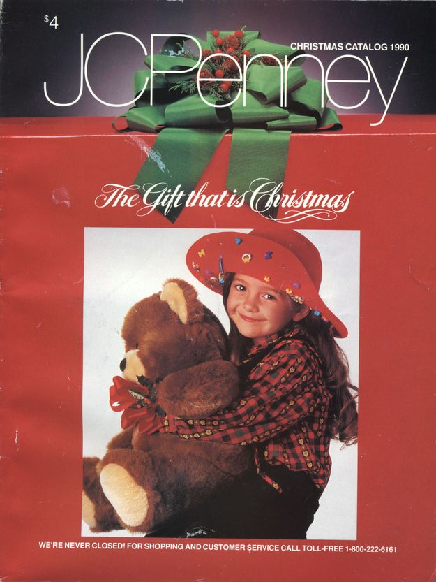 The year was 1990. It would be an epic time for the children and husbands whose mothers shopped at J.C. Penney. For within these pages, the makings of future embarrassing photos could be found. | The 22 Most Embarrassing Pages Of The 1990 J.C. Penney Christmas Catalog