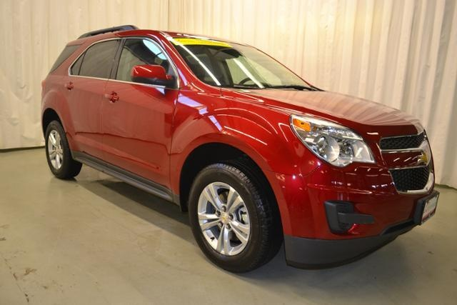 2013 Chevrolet Equinox for sale in Champaign - 2GNALDEKXD1203881 - Sullivan-Parkhill Automotive