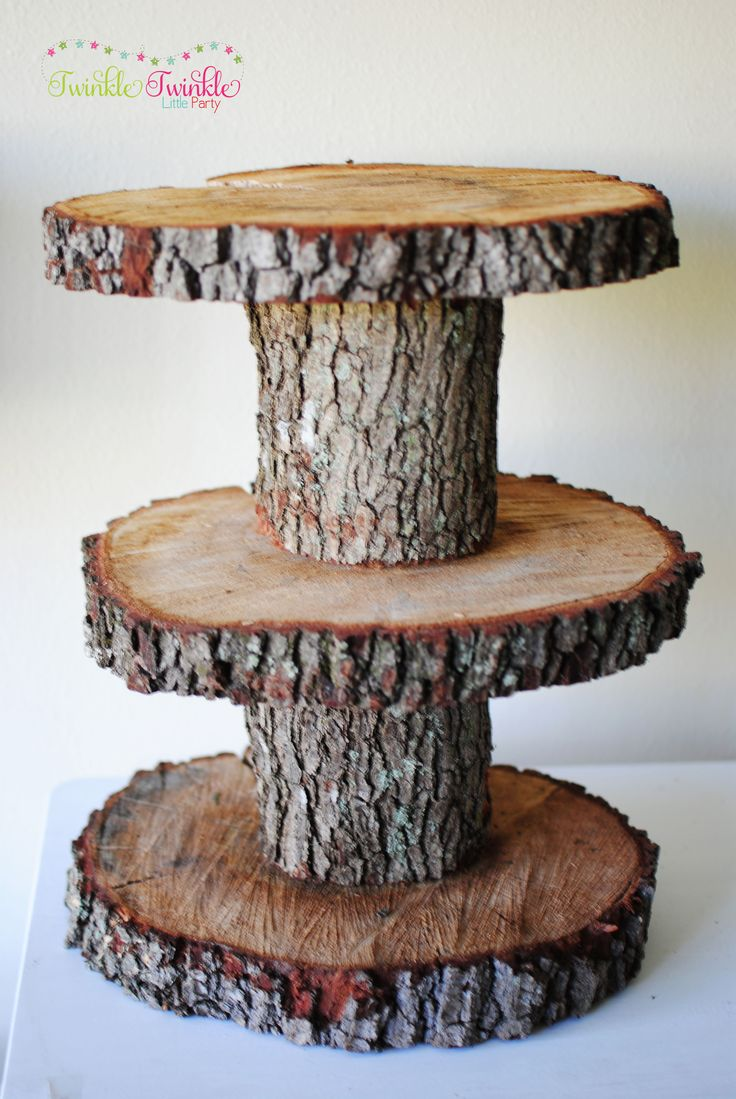 rustic wooden wedding cake stand 25 best ideas about rustic cupcake stands on 19593
