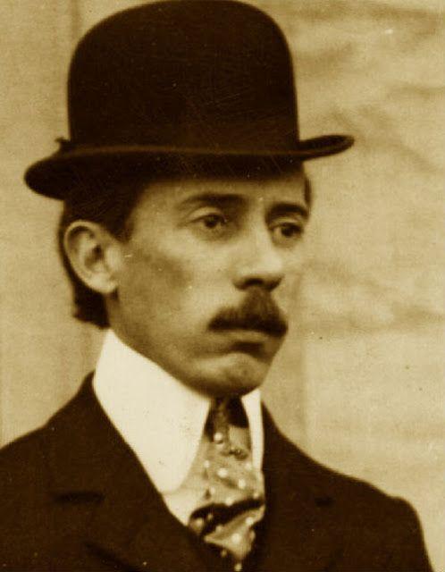 Alberto Santos Dumont:Invenção :Avião