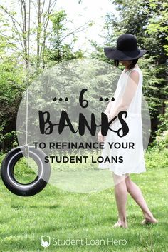 Thinking about refinancing your student loans? These are our top 6 picks for the best banks to refinance!   http://studentloanhero.com/featured/5-banks-to-refinance-your-student-loans/?utm_source=pinterest&utm_medium=social-pd&utm_campaign=refi-5banks&utm_content=pm-6-banks