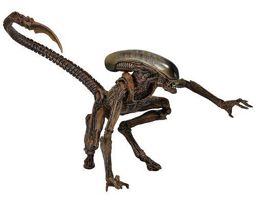Alien 3 — Dog Alien Series 3, Чужой 3 — Чужой-бегун серия 3, фигурка