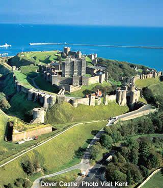 Dover Castle, Kent, UK  #carhireuk #rentacaruk www.car-booker.com