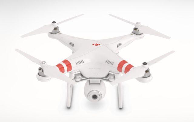 DJI's Phantom 2 Vision Makes Aerial Photography Easy | TechCrunch