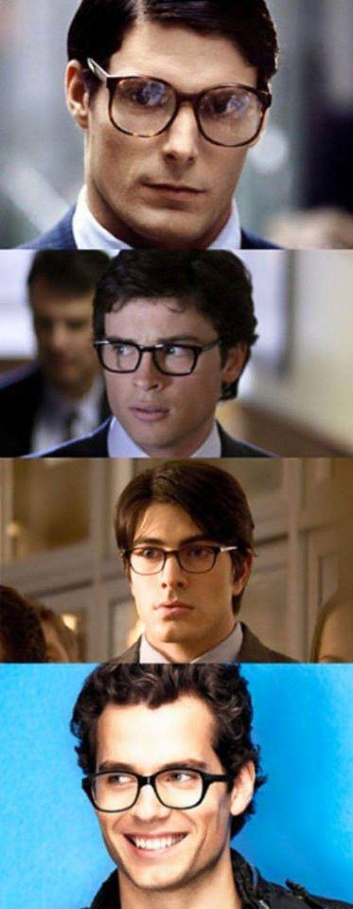 La evolucion de Superman