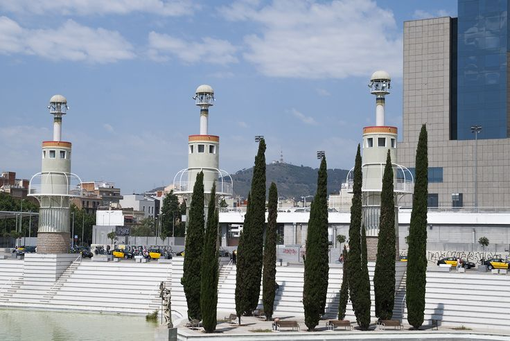 Park Industrialny Barcelona