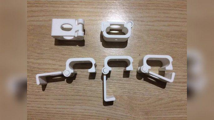 50 Coole 3d Drucker Vorlagen 3d Druck Ideen 2020 All3dp In 2020 Cable Organizer 3d Printing 3d Printing Diy