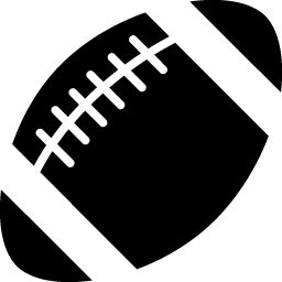 American Football Ball Icon | Free Images - vector ... - ClipArt Best - ClipArt Best