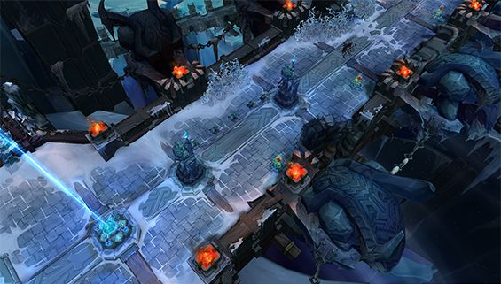 New ARAM Map! #LOL #LeagueofLegends