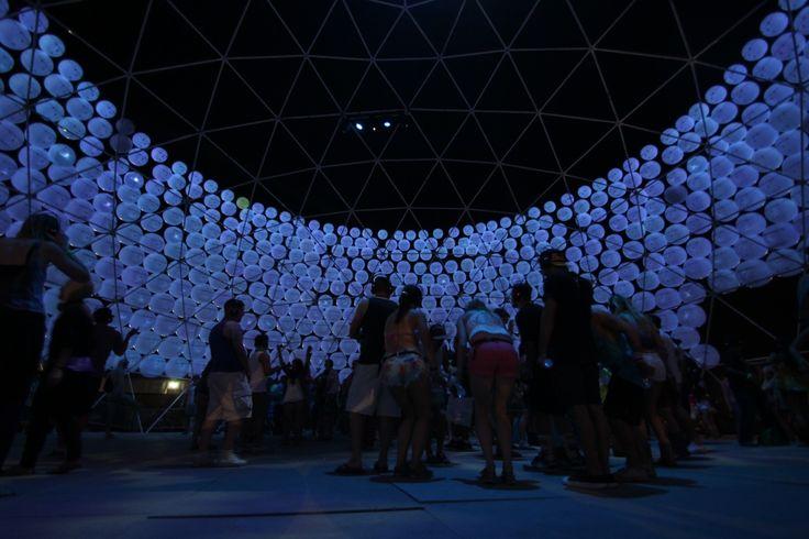 Héctor Serrano, agenzia Borealis, The Dome California, Festival di Coachella, California, 2013.