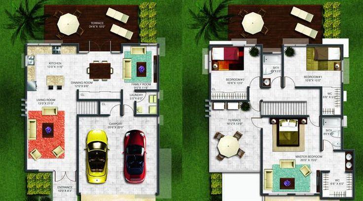 Casa Mediterranea Procrear Buscar Con Google Casas Y