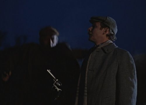 Adventures of Sherlock Holmes and Dr. Watson, The - Internet Movie Firearms Database - Guns in Movies, TV and Video Games