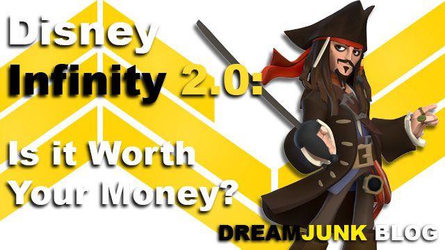 Is Disney Infinity Worth the money?